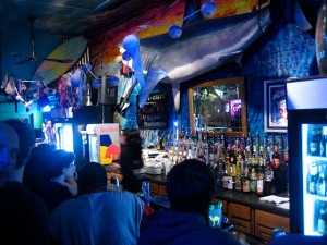 Mako's Retired Surfer Bar