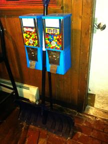 auburn shovel