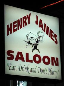 henry james sign