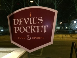 Devils Pocket logo